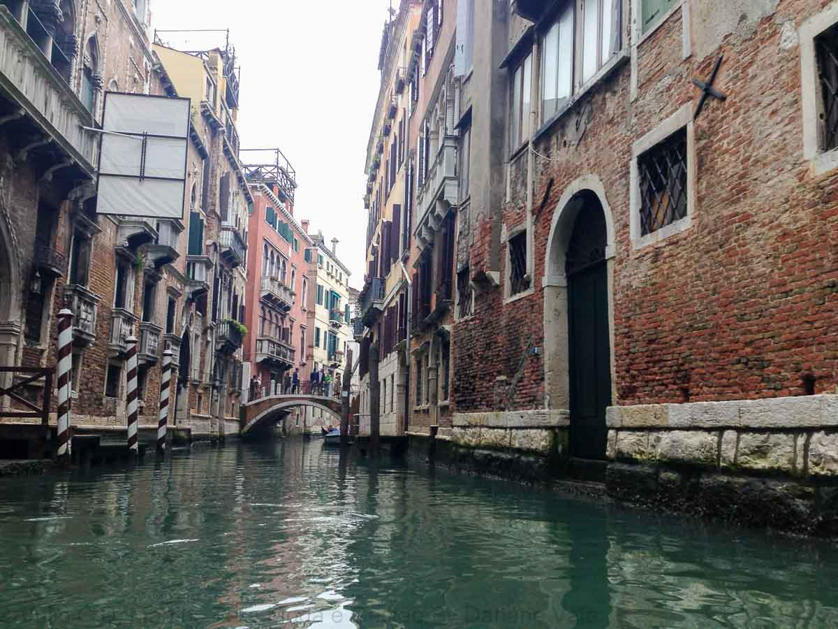 Diário de Viagem: Passeio de Gôndola em Veneza, Itália