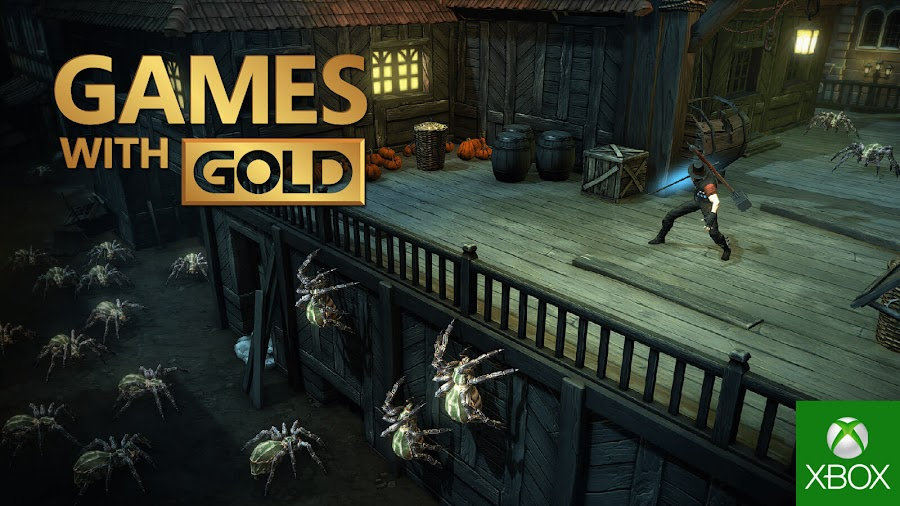 victor vran xbox live gold free game