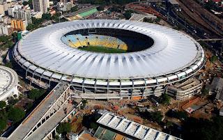 Maracanã - Rio de Janeiro - Brasil - Copa do Mundo