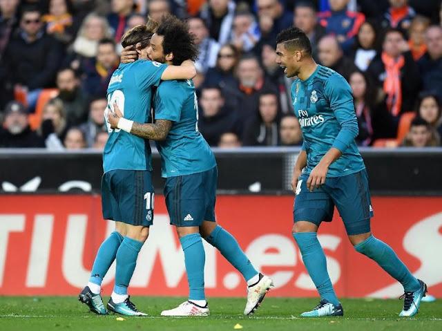 Liga Champions: Madrid Sedang Menurun, Bagaimana Lawan PSG?