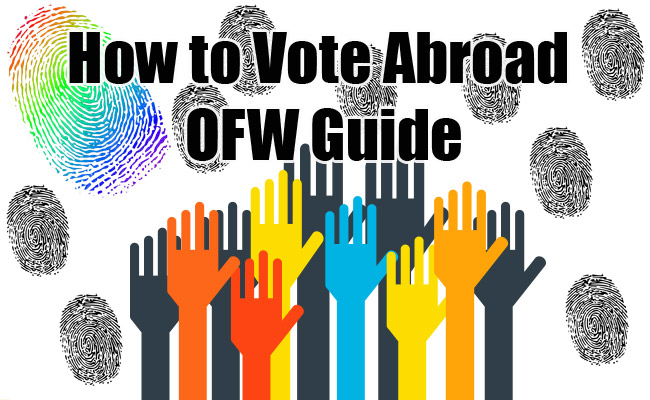 How to Vote Abroad OFW Guide