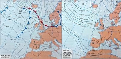 mapa de isobaras comentario
