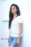 Telugu Actress Mahima Makwana Exclusive Stills in Blue Denim Jeans  0187.JPG