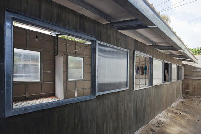 xây vách tường bằng tấm cemboard
