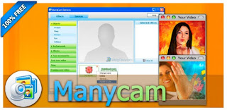 Manycam Best Wabcam Software free