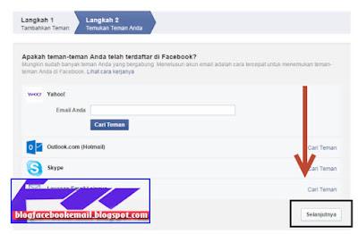 proses membikin FB baru