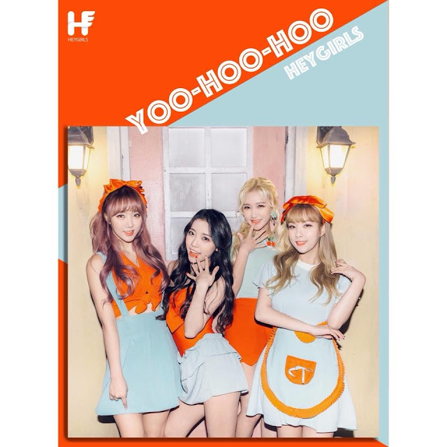 [MV] Yoo-Hoo-Hoo, el regreso de HeyGirls 헤이걸스