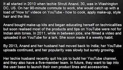About Shruti Anand - Top 10 Indian Youtube Superstars 2017