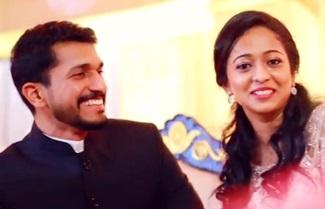 Kerala Cinematic Engagement Highlight In Kottayam | Mathew & Duno