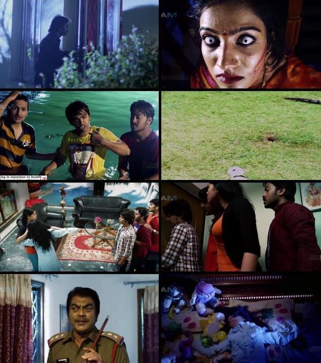 Calling Bell 2016 Hindi Dubbed 720p HDRip