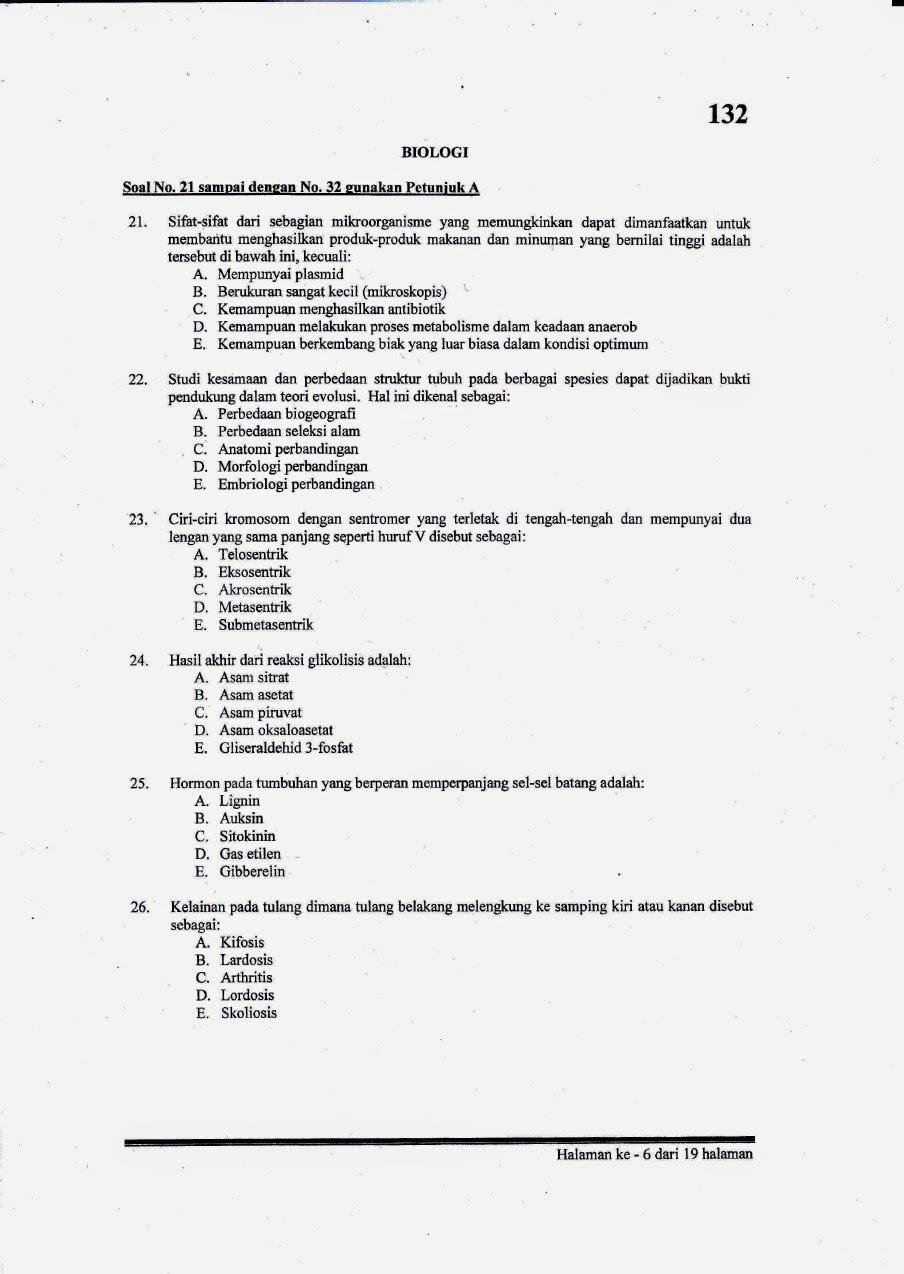 Soal Ujian Mandiri Undip Tahun 2013 Aufan Lisan Shidqi Sang Pembuka Cakrawala Dunia
