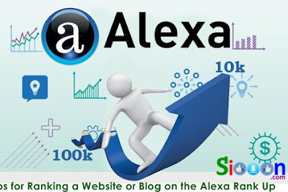 Tips for Ranking a Website or Blog on the Alexa Rank Up