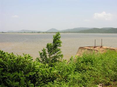 Mukamamidi Dam in Bhadradri Kothagudem