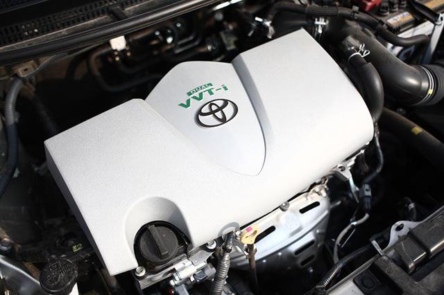 Động cơ đặc trưng của Toyota