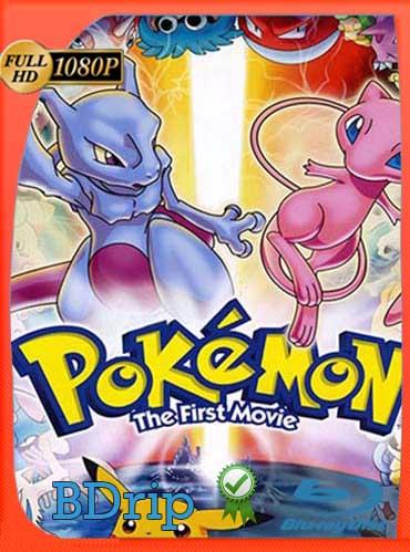 Pokémon: La Pelicula (1998) BDRIP1080pLatino [GoogleDrive] SilvestreHD