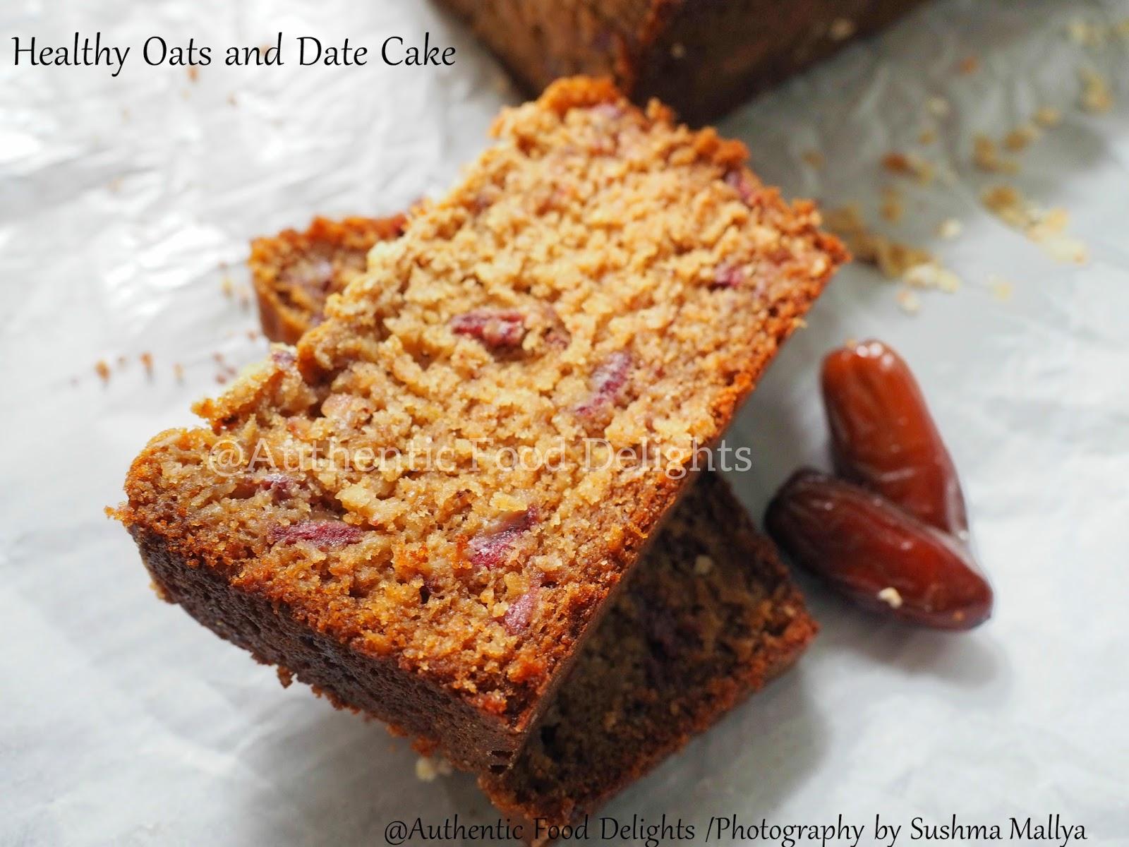 Recipe For Date Cake For Diabetics