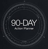 90-Day Action Planner by Yukié Matsushita