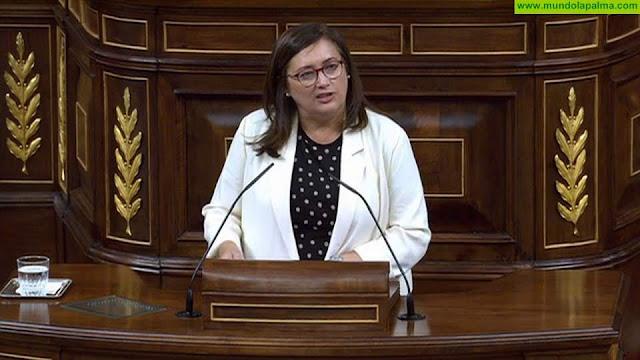González Taño reclama a Madrid los 3 millones para la educación de 0 a 3 años y los 42 para mejorar colegios