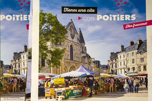 Folleto de Poitiers  por El Guisante Verde Project