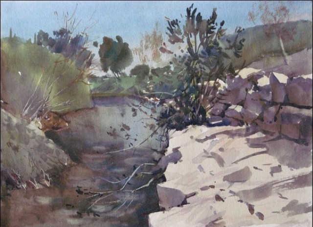 Современное искусство Израиля. Борис Хенкин 8