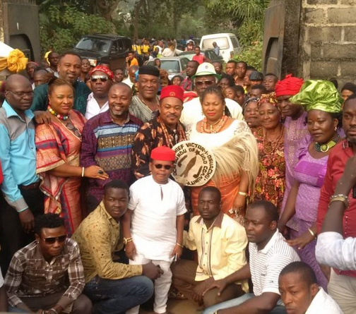 victor osuagwu chieftaincy title mbaise imo state