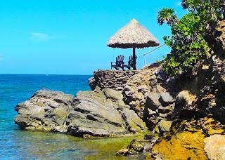 beauty, bliss beach, chillout stations, nature, paya bay resort, plunge pool, na
