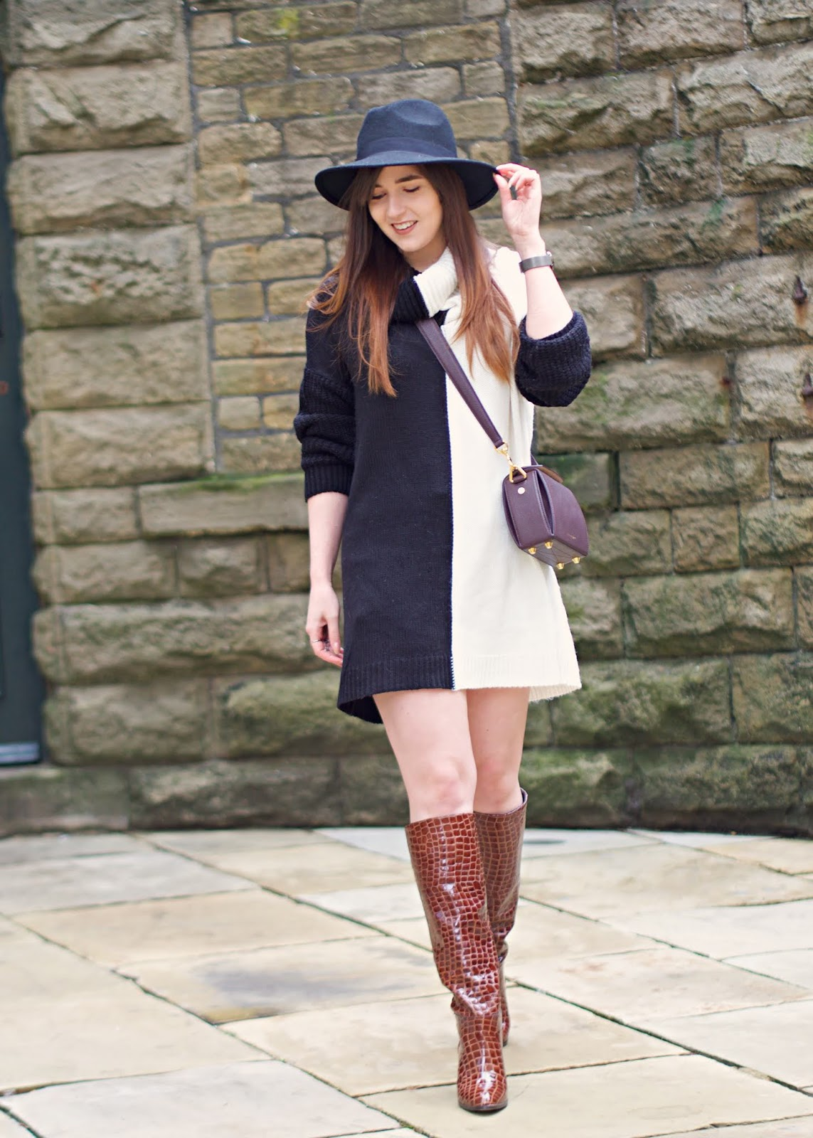 styling knee high boots