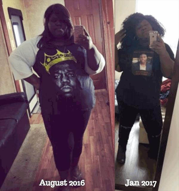 Weight Loss Tricks Actress Gabourey Precious Sidibe Shows Off Her