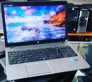 Jual Laptop Seken HP Probook 450
