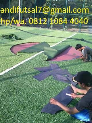 656542daf185d Penyedia Material Lapangan Futsal  RUMPUT FUTSAL MURAH