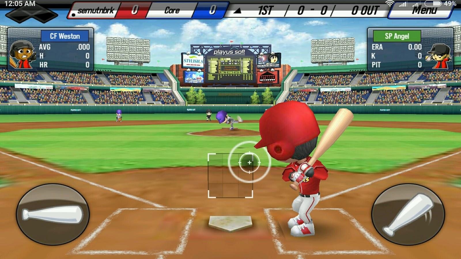 5 Game Baseball Android Terbaik
