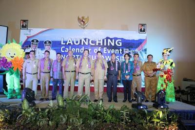 Steven Kandouw : Festival Danau Mooat Masuk Calender of Event (CoE) North Sulawesi 2018