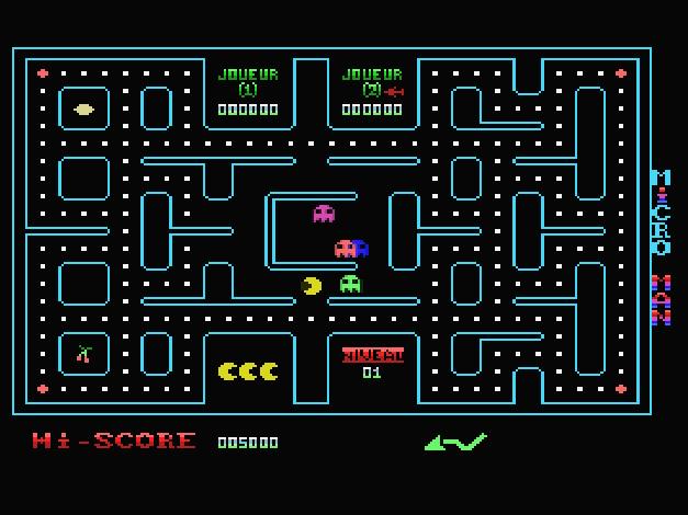 8 Bits Wiki: Micro Man Id-Man Micros ID 1986 (MSX)