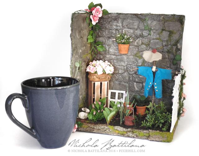 Mr. McGregor's Garden - Nichola Battilana