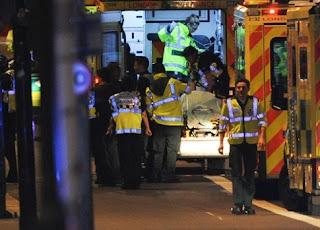 Έλληνας τραυματίας από την επίθεση στο Λονδίνο
