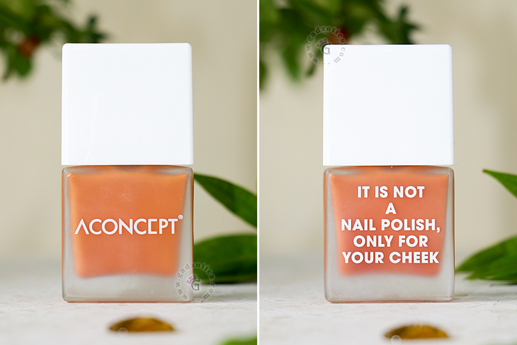 A CONCEPT Cheek Me Review