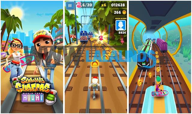Download Game Subway Surfers 1.75.0 Terbaru APK