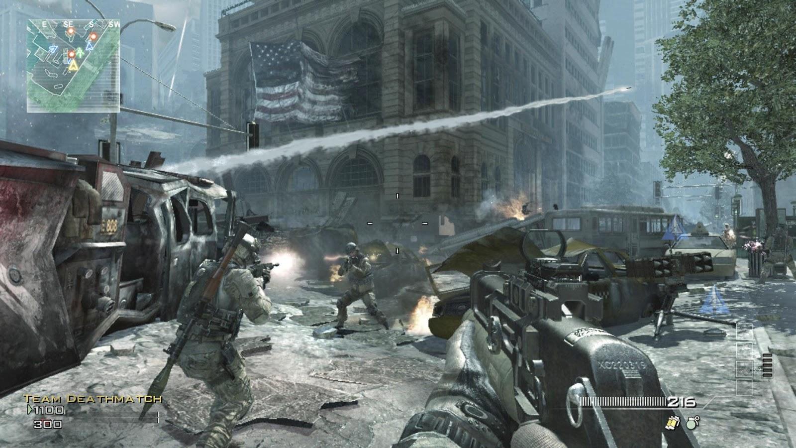 Call of Duty: modern warfare 3 free download full version