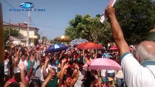 População reclama de caos administrativo na prefeitura de Santa Quitéria-MA