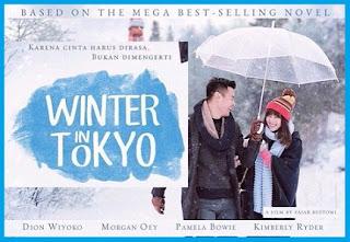 Film Winter in Tokyo