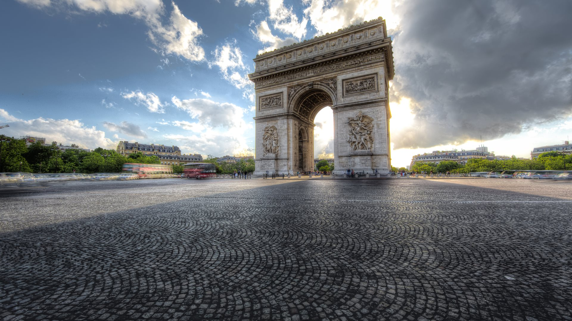 arc de triomphe hd - photo #14