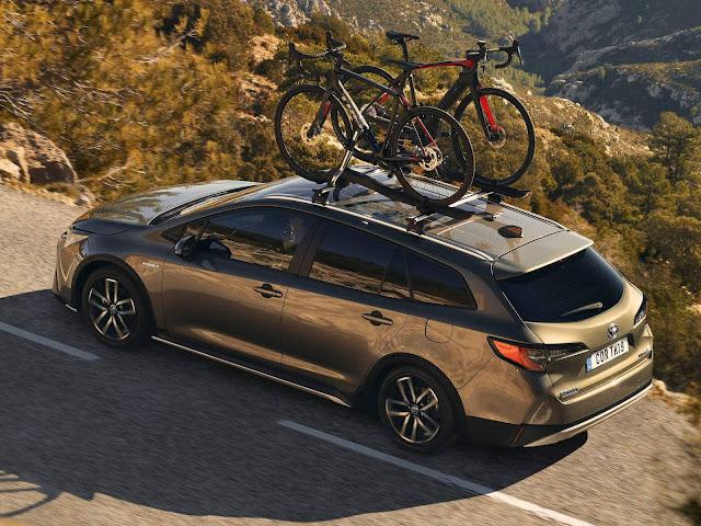 Novo Toyota Corolla Trek Sport