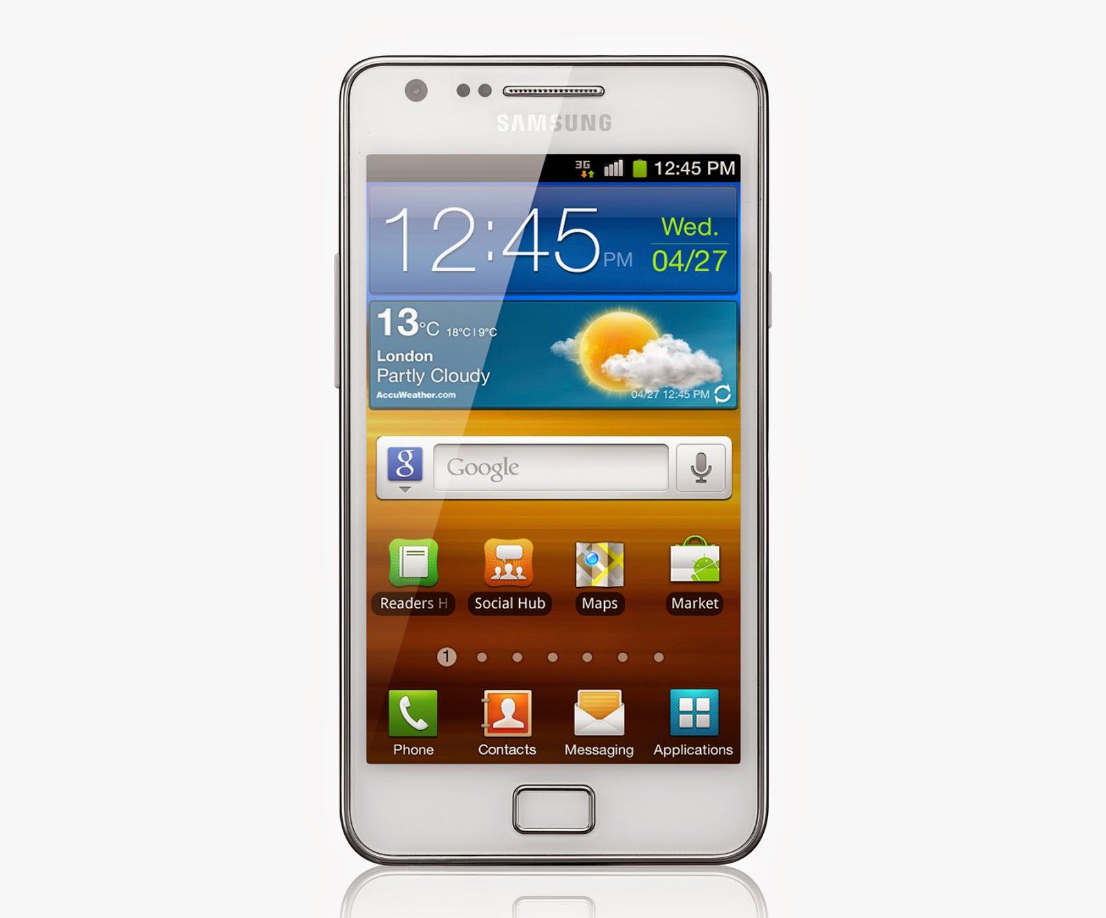 Como Resetar Samsung Galaxy S2 - Hard Reset