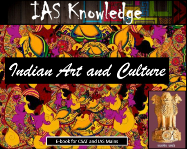 Indian Art and Culture : For UPSC Exam PDF Book