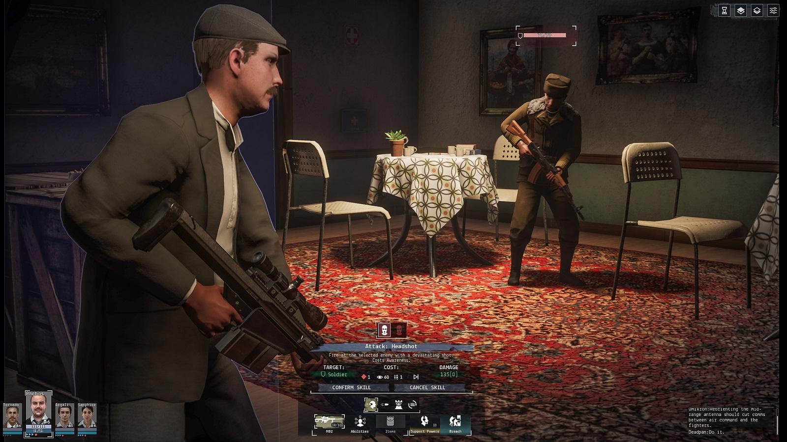 Phantom Doctrine, Indie Game, Review, Рецензия, Обзор, Мнение, Отзыв