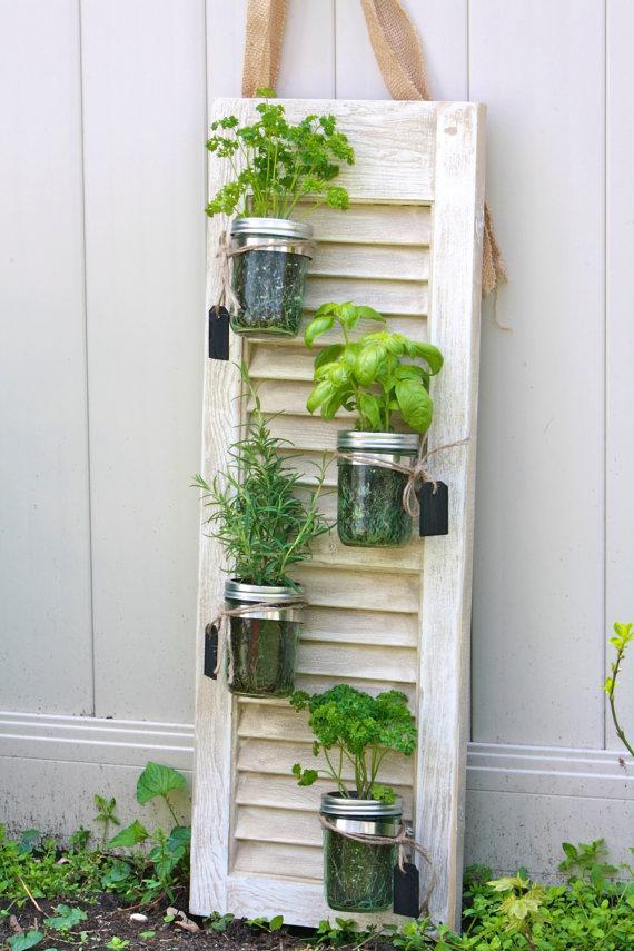 Backyard Patch Herbal Blog: Patio Gardens - Gardening in ...