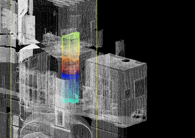 Scans locate historic secret room in walls of Gunpowder plot house