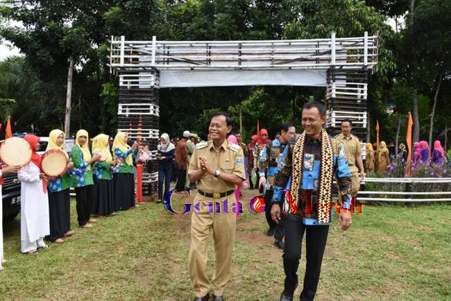 Kelurahan Purwoasri Wakili Kota Metro Lomba Kelurahan Tingkat Provinsi Lampung