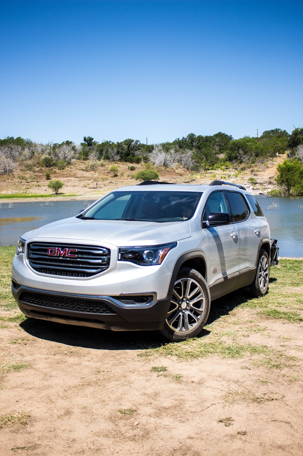a road trip with the 2017 gmc acadia all terrain the daddy style diaries. Black Bedroom Furniture Sets. Home Design Ideas