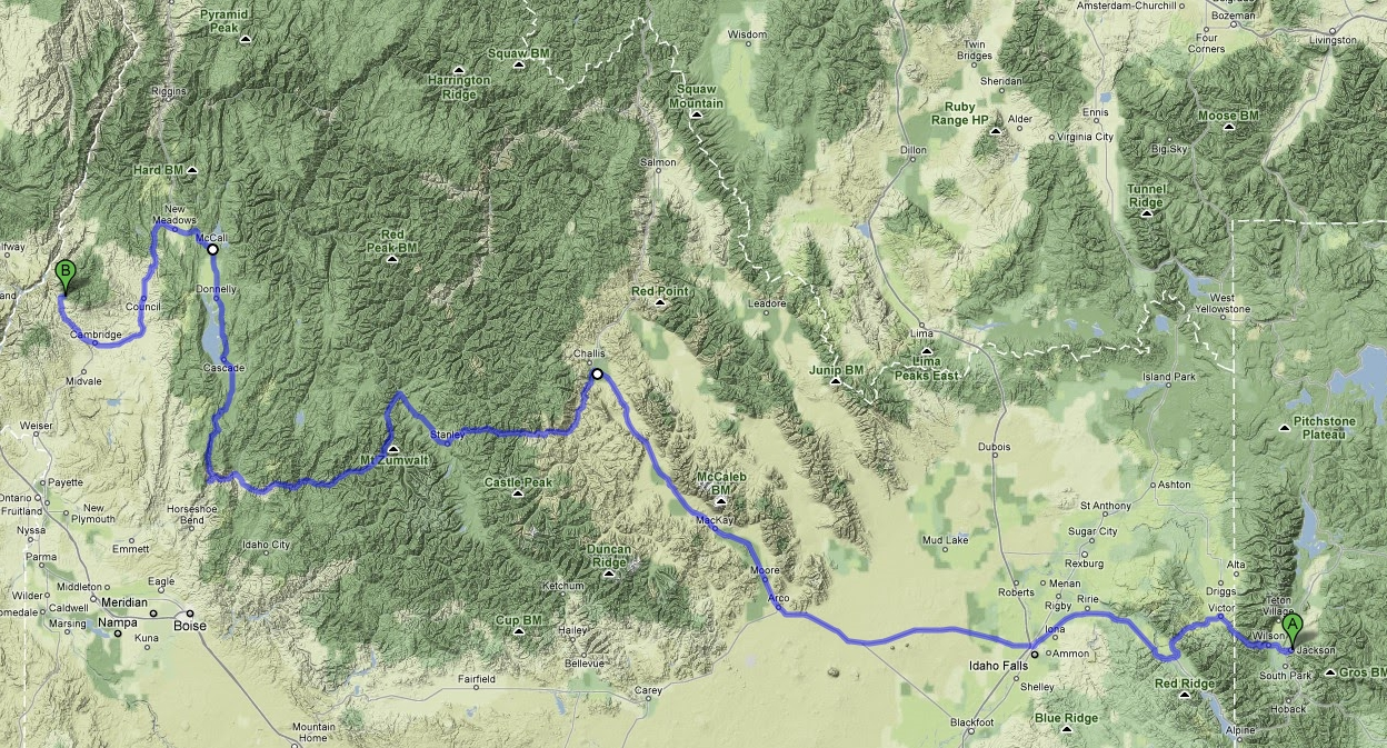 the day was spent riding along various rivers in winding valleys the rivers were very full and some were solid whitewater i can t imagine rafting down